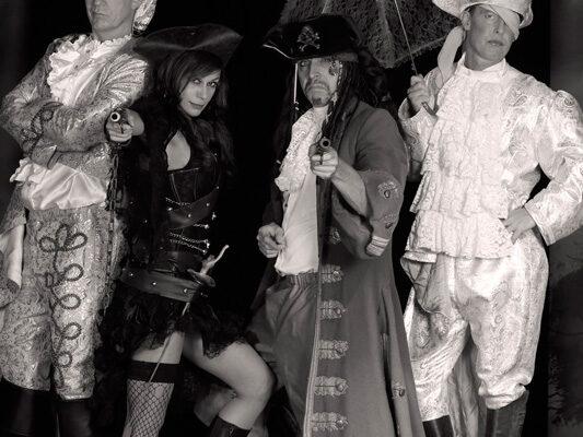 Die Piraten der Karibik 01