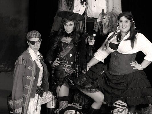 Die Piraten der Karibik 02