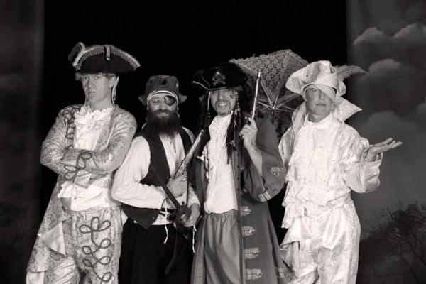 Die Piraten der Karibik 03