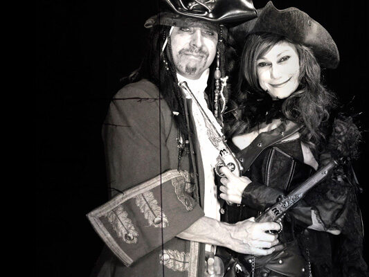 Die Piraten der Karibik 14